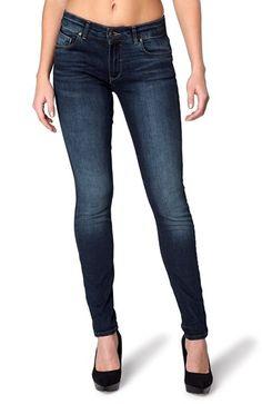 Super cool ONLY Jeans Ultimate M?rkebl? ONLY Underdele til Dame til hverdag og fest