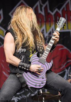 Zakk Sabbath at Rock on the Range 2017 Photo credit: Jason Squires