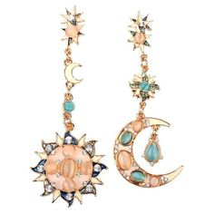 Cute Jewelry, Jewelry Accessories, Fashion Accessories, Fashion Jewelry, Unique Jewelry, Crystal Earrings, Statement Earrings, Drop Earrings, Shops