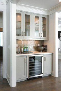 New kitchen bar ideas decoration ideas Kitchen Corner, Diy Kitchen, Kitchen Decor, Kitchen Ideas, Pantry Ideas, Pantry Diy, Kitchen Bars, Corner Pantry, Pantry Closet