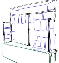 Yamino, Designing a vending space: yet another thing they...