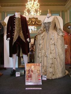 -Polly Frances Elizabeth: Film Costume Exhibition at Fashion Museum