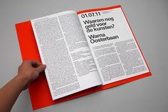 Art Matters, Gestaltung: Mevis & van Deursen