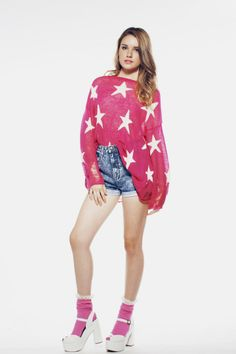 Wildfox Couture - Wildfox - Seeing Stars - Lennon Sweater