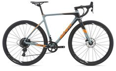 PUSH PAST CITY LIMITS WITH CONFIDENCE AND SPEED. THIS COMPOSITE ADVENTURE BIKE CRUSHES PAVED ROADS, GRAVEL OR DIRT.