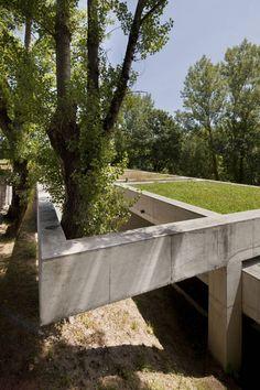 atelier de jardim as - vale do ave, portugal - atelier carvalho araújo - over