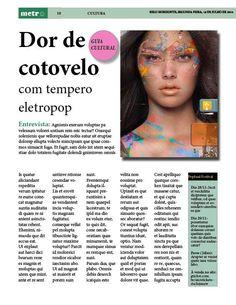 revista - InDisign