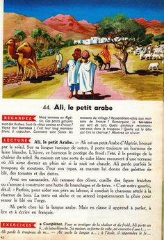 French Learning Books, Teaching French, French Sentences, Picture Comprehension, French Articles, Story Poems, French Worksheets, English Reading, Learning Arabic