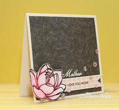 Charlenes Studio Ink: Mothers Day Card