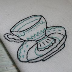 Jacqui P Crafts - Teacup Embroidery PDF, £2.50 (http://www.jacquip.co.uk/products/Teacup-Embroidery-PDF.html)