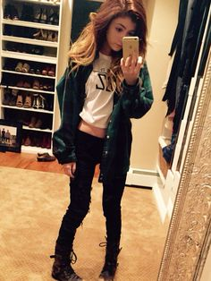 Chrissy- Love her style