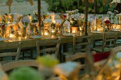 kerzendeko-hochzeit Table Decorations, Furniture, Home Decor, Beautiful Candles, Wedding Ideas, Dekoration, Nice Asses, Decoration Home, Room Decor