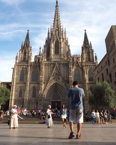 Cathedral #barcelona