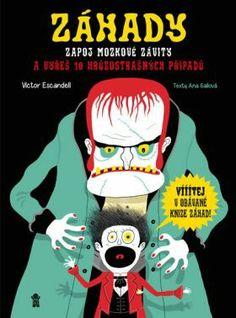 Frankenstein, Sherlock, Comic Books, Comics, Cover, Riddles, The Mummy, Hiding Spots, Werewolves