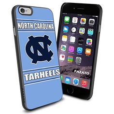 NCAA NC NORTH CAROLINA TARHEELS Cool iPhone 6 Case Collector iPhone TPU Rubber Case Black Phoneaholic http://www.amazon.com/dp/B00SRFC6VG/ref=cm_sw_r_pi_dp_jwnmvb0HQ47MS