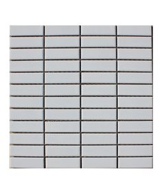 Smart Glacier 23x73mm Mosaic Tile