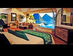 Jade Mountain- St. Lucia