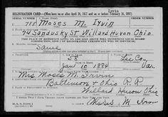 Moses Marion Irvin (1881 - 1966) - Find A Grave Photos
