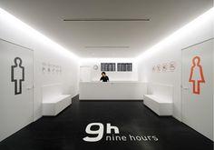 Inside Japan's Perfectly Minimal Pod-Based Hotel - UltraLinx