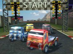 course de camion 3D http://www.jvoiture.fr/course-de-camion-3d/