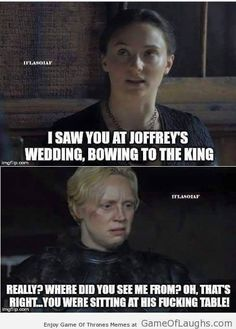 Game of Thrones Humour