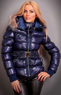 Nylons, Moncler, Down Suit, Down Puffer Coat, Puffy Jacket, Winter Jackets Women, Overall, Cute Outfits, Instagram