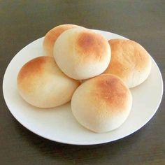 卵不使用★米粉でつくる簡単モチモチパン