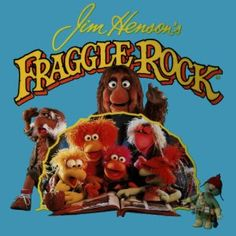 You Know You're an 80s Kid If... Jim Henson's Fraggle Rock First cartoon my son would sit and watch. My husband and I found old reruns on The Hub.