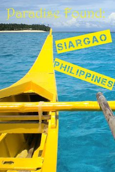 Siargao, Philippines: One of the most breathtaking and unspoiled places I have been to. After 1 week there I wanted to settle down there and never go back...|Photo by Bogna @ Boogie Planet travel blog