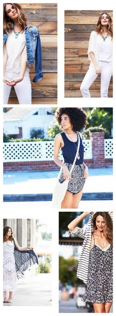 Summer Style for ALL occasions! #maurices