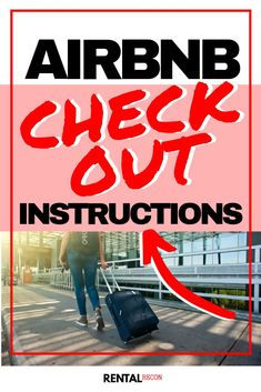 Airbnb Checkout Instructions Guests checking out? Don& miss these essential Airbnb checkout instructions for hosts! The first checkout instruction is. Air Bnb Tips, Airbnb Reviews, Airbnb House, Investment Property, Rental Property, Fundraising Events, Fundraising Ideas, Destinations, Event Planning Tips