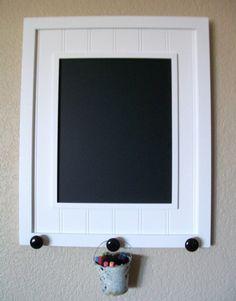 I need blackboard paint for my kitchen!