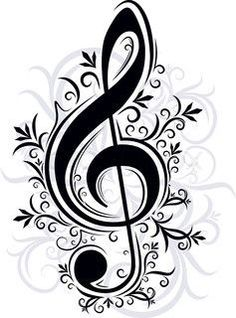 Image of 'Musical decor' Want this as a wall decor: