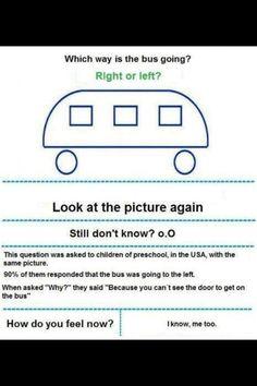 Brain teaser! Haha