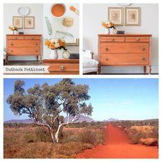 Nu lanserar vi MMS Milk Paints nya kulör. Outback Petticoat. En varm jordig brandgul färg. Ni beställer den hos skattkammarbutiken.se #iheartmilkpaint #mmsmilkpaint #mmsmp #måla #målaom #mjölkfärg #kritfärg #kasein #kalkfärg #vintage #shabbychic #orange #outback #byrå #ekologiskt #giftfritt #miljövänligt