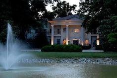 Magnolia Manor, antebellum event venue in Colfax, NC