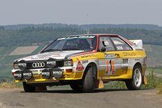 Audi Quattro A2 ... von Lutz Bittag