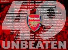 During the 2003-2004 season in the EPL, Arsenal football club did the unthinkable by completing a whole season undefeated. This has only been accomplished in English football history by two teams: Preston North End and Liverpool. However none match up to Arsenal's extraordinary feat of 49 games unbeaten.