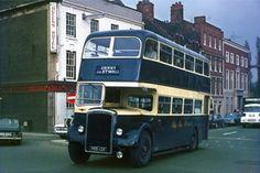 Blue Bus Daimler SRB425 Bus Photo  | eBay