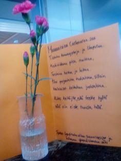 Yhteistyö kiitos Sulkavan yhtenäiskoululta