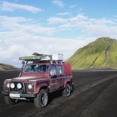 Land Rover Defender 110 Td5 DCP soft top canvas. Trip to adventure and discovery.