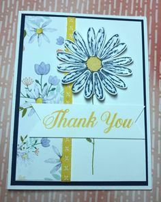 stampin up daisy delight card ideas Daisy Delight Stampin' Up, Stampin Up Anleitung, Stamping Up Cards, Get Well Cards, Card Sketches, Paper Cards, Flower Cards, Scrapbook Cards, Homemade Cards