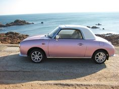 Nissan Figaro!! WANT