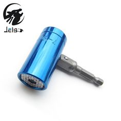 $5.87 (Buy here: https://alitems.com/g/1e8d114494ebda23ff8b16525dc3e8/?i=5&ulp=https%3A%2F%2Fwww.aliexpress.com%2Fitem%2FJelbo-Blue-Multi-Tool-Uiversal-Socket-Adapter-Power-Drill-Adapter-2-PC-Set-Car-Hand-Tools%2F32769395032.html ) Jelbo Blue Multi Tool Uiversal Socket Adapter+Power Drill Adapter 2 PC Set Car Hand Tools Repair Kit Adapter Universal Socket for just $5.87