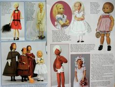 10P Research Article Pics Mary Lee Sundstrom Carved Hitty Other Dolls | eBay