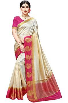 Buy MIMOSA Women's Kanchipuram Pure Silk Saree With Running Blouse (224-CKU-MRN_Chiku) at Amazon.in Blue Silk Saree, Silk Cotton Sarees, Pure Silk Sarees, Kanjivaram Sarees, Kanchipuram Saree, Bridal Sarees South Indian, Set Saree, Latest Silk Sarees, Silk Saree Blouse Designs