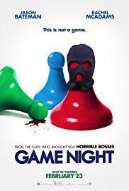 Game Night (2018) Watch Online Free