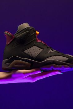 """The Air Jordan 6 turns 30-years-old this year and to celebrate, Jordan Brand is bringing back an original colorway… of the Air Jordan 7? It's true. The new Jordan 6 """"Bordeaux"""" makes use of the color scheme that first appeared on the Jordan 7 in '92."""