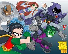 Teen Titans. Greatest show as a kid :3