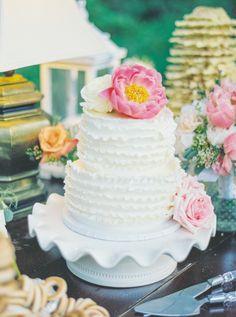 wedding cake @cleverwedding